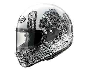 あ、おしゃれ。あのロアーズとアライヘルメットがコラボ! 2020年デザイナーズシリーズ第2弾「ラパイド・ネオ ロアーズ」