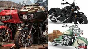 '20新車バイク総覧〈大型クルーザー|インディアン〉新型チャレンジャーetc.