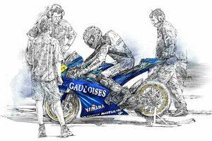 MotoGP番外編:ヤマハOBキタさんの「知らなくてもいい話」/高速道路の二輪車ふたり乗り解禁(前編)
