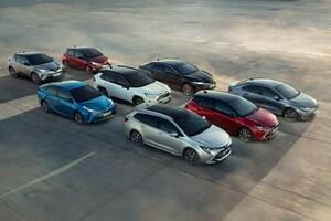 トヨタのHV車が累計1500万台突破、欧州では63%がHVになっていた