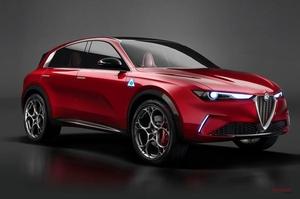 【小型EV】アルファ・ロメオ、アウディQ2サイズのEV投入へ 2022年めど PSAの技術利用が濃厚