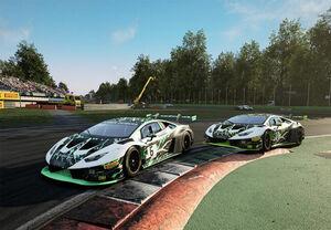 競技参加の経験は不問!ランボルギーニ、 The Real Raceでeスポーツ界に初参入