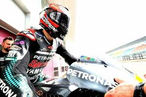 """【MotoGP】ペトロナス・ヤマハSRT、今季の目標は""""最低でも1勝""""? チーム代表、野望語る"""