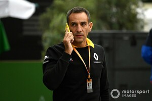 "F1ドライバーの給与額には""根拠""が必要? ダニエル・リカルド手放すルノーのチーム代表が提言"