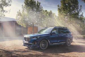 BMW アルピナ XB7 デビュー! アルピナ史上最強の621psを発揮するラグジュアリーSAV