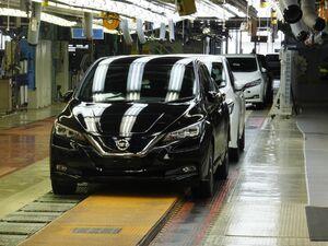 日産、6月も国内生産調整 新車需要減少や部品調達遅れ 「ノート」「セレナ」など