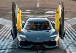 0-100km/h加速1.9秒! 4シーターのメガワットカー「ケーニグセグ ジェメーラ」、サロン・プリヴェで英国初公開