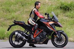 好きなバイクに乗ればいい! 足つき性の不安は身体を大きく使って克服する