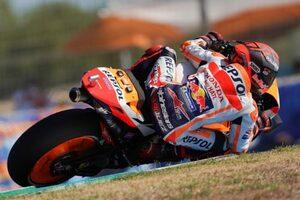 MotoGP:マルク・マルケス、右上腕骨を再手術。第4戦チェコGPの出場なるか