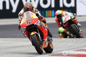 【MotoGP】マルク・マルケス、チェコGP欠場が正式発表。ホンダは代役にステファン・ブラドル起用