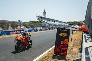 "【MotoGP】エスパルガロ弟「ランキング5番手はサプライズ!」KTM好調は""チーム力""の賜物?"