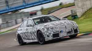 【海外試乗】新型BMW M3/M4プロトタイプはM社のスポーティネス思想を具現化するホットモデル