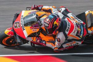 MotoGP:レプソル・ホンダ、マルケスの欠場を発表。代役にブラドル起用/第4戦チェコGP