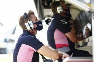 ヒュルケンベルグ「スタートできず残念。チームの協力に心から感謝している」:レーシングポイント F1第4戦決勝