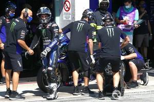 【MotoGP】「僕のミスだった」予選5番手ビニャーレス、時間切れで最終アタック逃す