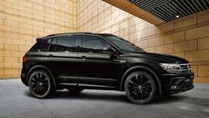 フォルクスワーゲン 特別仕様車「ティグアン R-Line ブラックスタイル ディナウディオ パッケージ」登場
