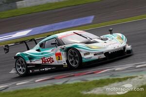 スーパーGT第2戦富士 GT300決勝|2号車ロータス・エヴォーラがピットストップで逆転し初優勝をマーク