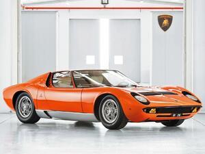 【スーパーカー人気ランキング】第9位「ランボルギーニ ミウラの歴代モデル」を振り返る