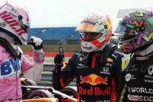 フェルスタッペン、ハードタイヤ選択に自信「他と異なる戦略で表彰台目指す」レッドブル・ホンダ【F1第5戦予選】