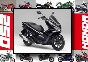 ホンダ「PCX150」いま日本で買える最新250ccモデルはコレだ!【最新250cc大図鑑 Vol.008】-2020年版-