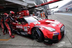 【スーパーGT】予選5番手も手応え十分、23号車の松田次生「決勝は暑いコンディションになってほしい」