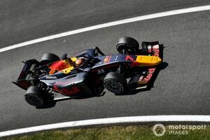 FIA F2シルバーストン2:角田裕毅、F2初優勝! シューマッハーとシュバルツマンが首位争い中まさかの同士討ち