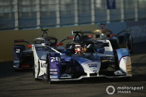 フォーミュラEベルリンePrix・レース3|マキシミリアン・ギュンター、タイトル争いに望みを繋ぐ優勝