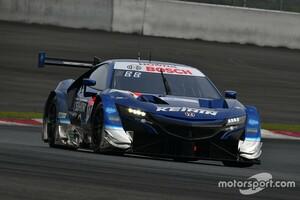 スーパー第2戦富士 GT500クラス決勝|ホンダ勢がリベンジ果たす! 17号車が独走でFR化したNSX-GTの初勝利を飾る