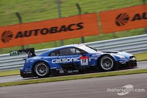 スーパーGT第2戦|12号車カルソニックIMPUL GT-R、残り2周で起きた接触行為で40秒加算ペナルティ。11位に降格