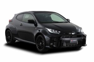 トヨタ、『GRヤリス』の国内ラインアップを発表。3つのモデルを用意し2020年9月頃に発売へ