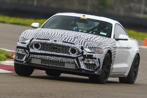 マッハ1が蘇る! フォード、マスタングの2021年モデルにV8搭載の高性能仕様を限定投入