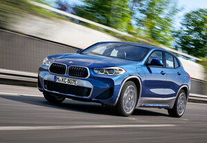 BMWがプラグイン・ハイブリッドのコンパクトSUV、「X2 xDrive25e」を発売開始!