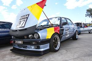 「オーストラリアのBMWカスタムが過激すぎる!」V8にロータリー・・・そこはスワップ天国だった