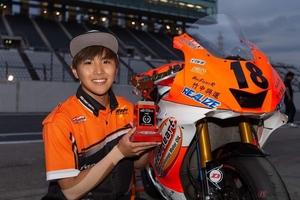 【リレー式インタビュー】レーシングライダーのSTAY HOME! 豊島 怜選手の場合