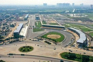 F1ベトナムGPが11月に開催の可能性。地元観客の入場は許可か