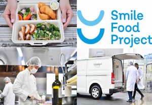 ミシュラン、「Smile Food Project」を支援~新型コロナウィルス感染症と最前線で闘う医療関係者に、感謝とエールを~