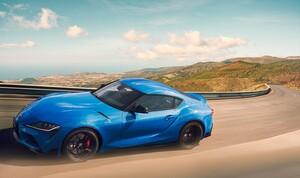3.0ℓエンジンの出力が14%アップ!ボディ剛性と安定性も強化したトヨタ「スープラRZ〝Horizon blue edition〟」