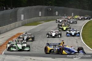 2020年のインディカー・シリーズ、リッチモンドとトロントがキャンセル。ロードアメリカは7月に移動しダブルヘッダーに