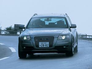 【ヒットの法則240】アウディA6オールロードクワトロはいざとなればどんな道も走れる都会派だった