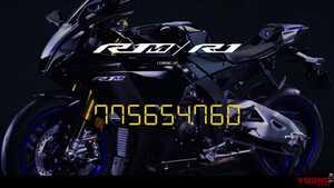 ヤマハ「YZF-R1/M」の2020年モデル発表が間近! ティーザーサイトオープンで5月28日を予告か