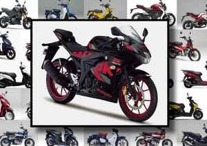 """スズキ「GSX-R125 ABS」いま日本で買える""""原付二種モデル""""はコレだ! 【最新125cc大図鑑 Vol.018】"""