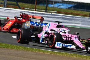 """レーシングポイントF1への""""甘すぎる""""処分に不満噴出。フェラーリ、マクラーレン、ルノーが控訴の意向示す"""