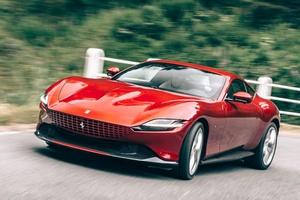 【待ち焦がれたグランドツアラー】新型フェラーリ・ローマへ試乗 620psの2+2 前編