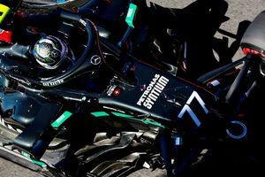 ボッタス2番手「ソフトタイヤは厳しい。最適な予選戦略を探る」メルセデス【F1第5戦金曜】