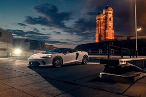 マクラーレン GTを707馬力まで過激にチューン! ノヴィテックが実現した究極のグランドツーリング【動画】