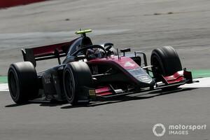 FIA F2シルバーストン2予選:アイロットが今季2度目のPP。日本勢は角田裕毅が10番手
