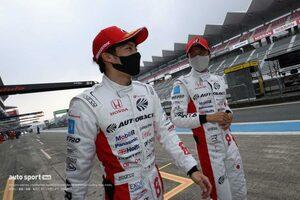 ARTA NSX-GTがFR化されたマシンで初ポールポジションを獲得【スーパーGT第2戦富士500クラス予選】