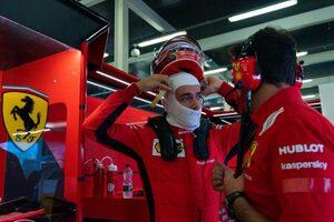 ルクレール「カギとなるミディアムタイヤで速さがない」フェラーリ【F1第5戦金曜】
