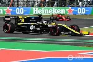 F1 70周年記念GP|ルノーの実力はホンモノ? FP2で3番手のリカルド「大きな一歩を見つけた!」と自信