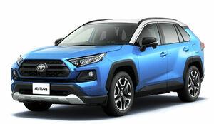 トヨタの人気SUV「RAV4」が商品改良で機能性と安全性をアップ